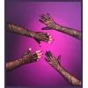 Spiderweb Gloves No Fingers